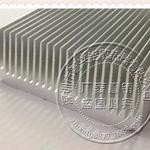 太阳花散热片密齿高效型材散热片铝合金型材散热片6