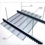 铝条扣 滴水条扣 铝扣板 各种类型的条扣天花供应商