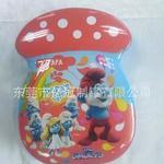 马口铁蘑菇工艺罐马口铁蘑菇香水罐