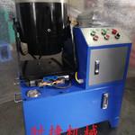 开平缩管机不锈钢钢管缩口机 全自动液紧缩管机 时捷