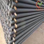 高频焊接翅片管是针对串片型和绕制型翅片做成的散热器的