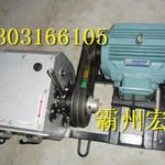 高质量进口本田汽油机动绞磨电缆牵引机
