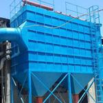 高温锅炉布袋除尘器碳钢锅炉除尘器保温天意德除尘器规划