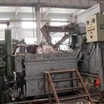 镁合金熔化定量保温炉