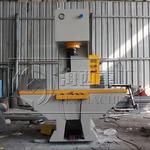 100吨单臂校直压力机校直压装金属制品拉伸成型限制