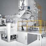 铝合金机边熔化保温炉