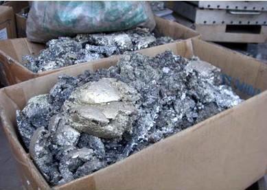 龙华废锡收回 龙华收买锡渣-森信废品收回公司