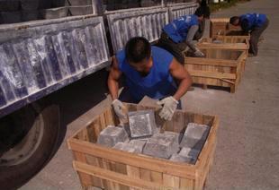 长时间直销2#的出口用锑锭20吨一批 antimon