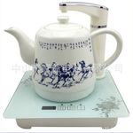 陶瓷主动上水电茶炉小家电快速炉保温电热水壶一件待发电