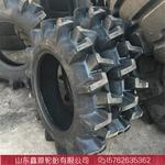 鲁飞 9.5-24水田高花稻田轮胎R-2斑纹 拖拉机
