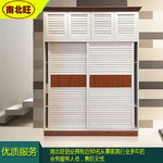 防水铝合金家具型材供应商 铝合金衣柜建材现货供应商 全铝
