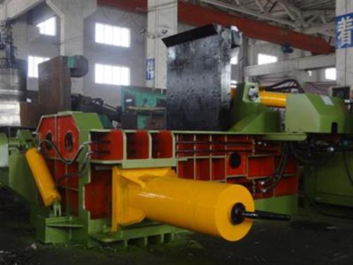 霞浦县金属压块机、天鸿金属压块机供应商、废旧易拉罐金属