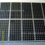 现货热销 320W单晶硅太阳能电池板 深圳太阳能电池