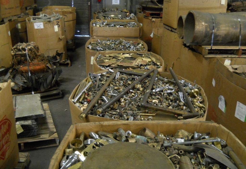 一手进口 美国废铜废铜黄杂铜铜锌合金废料 HO