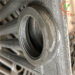 铸铁椭四柱460暖气片散热器职业标杆春烨让您心动的