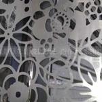 长条铝合金扣板 铝格栅铁格栅长条铝方通葡萄架吊顶方格