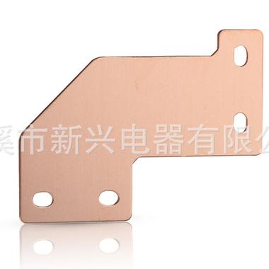 订制变压器铜排软连接片轿车锂电池铜箔镀镍带导电片出产
