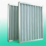山东奥博过滤器专业生产供应商定制铝塑板框式初中高效