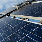 直销鑫泰莱单晶硅高转化率太阳能电池板 正A级电池板