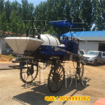 静宁县农用高效自走式喷雾机农发 优质四轮喷药机 充气