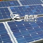 直销霸州单晶硅高转化率太阳能电池板 正A级电池板