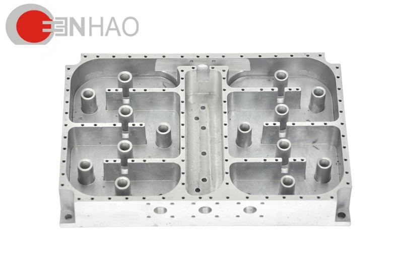 通讯产品压铸加工通讯双工器腔体压铸电子通讯设备铝壳