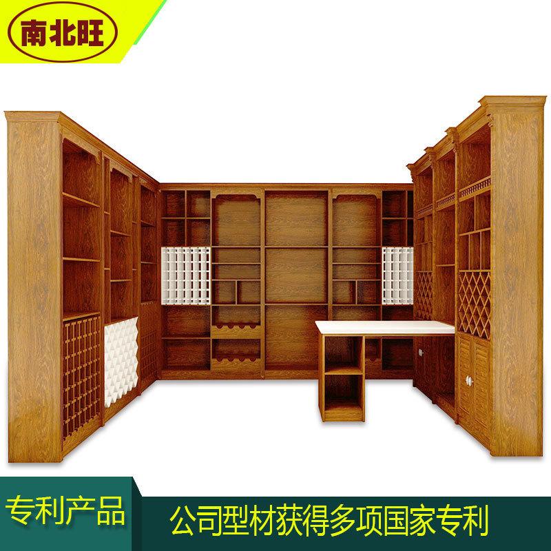 高级铝合金酒柜供应 全铝酒柜型材批发 铝合金家居建材