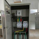 250kW频敏变阻器控制柜 215千瓦球磨机配电柜
