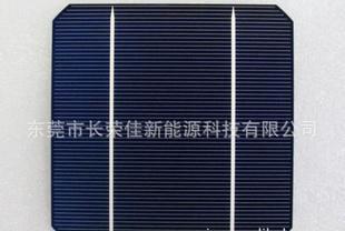 现货直销125单晶硅太阳能电池片2瓦低效片
