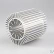 铝型材铝型材报价 信从义铝型材散热器6063-T5