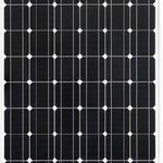 韩国单晶硅太阳能电池板组件 210W 220W 23