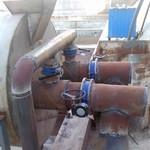 长石粉烘干生产线回转炉钾长石烘干 煤气发作炉配套