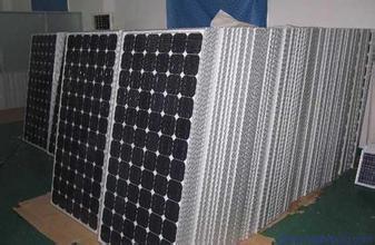 高价收购单晶硅多晶硅 太阳能组件