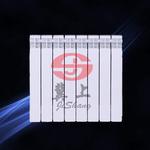 高压铸铝散热器双金属压铸铝散热器冀上