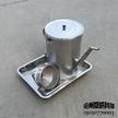 鼎威科技 润滑油不锈钢三级过滤器套装 供应商供应