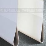 陕西木纹型材铝方通酒店吊顶材料铝合金铝挂片高场专用铝