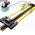 (宽体式)液压拉伸机YLS-1000液压钢轨拉伸机