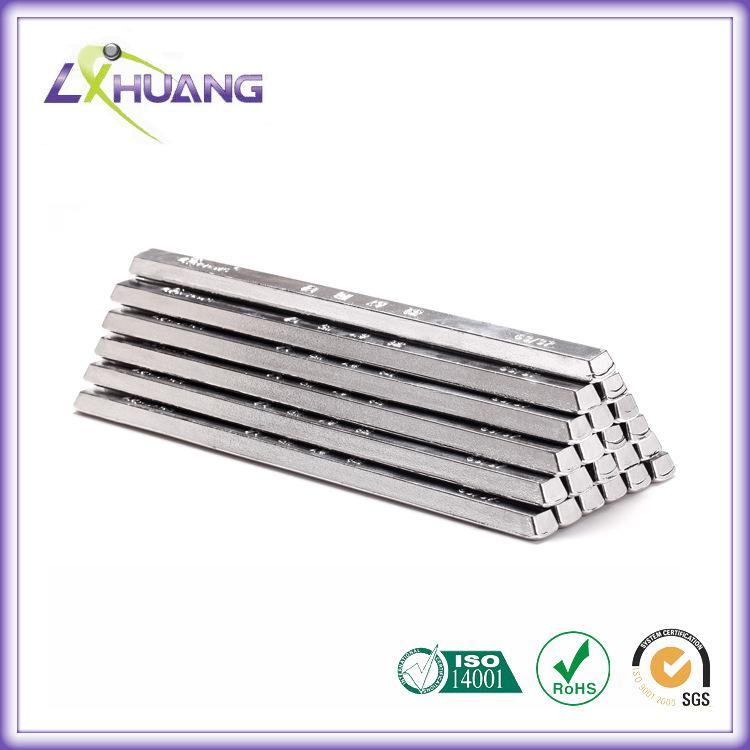 供应商供应 sn63pb37 有铅锡条电解锡条 力创