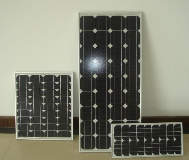 陕西90W单晶硅太阳能电池板组件