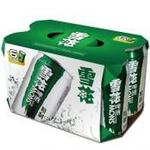 青岛易拉罐啤酒 百威啤酒