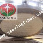 钢包盖隔热专用含锆型陶瓷纤维模块制造装置 工业炉专用