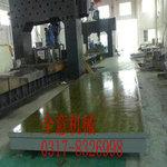 铸铁镗铣床工作台的修理,铸铁镗铣床工作台的保护